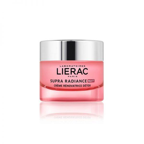 Lierac Supra Radiance Creme de Noite Renovador Detox 50ml