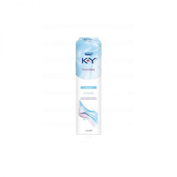 Durex Sensilube K-Y Gel Íntimo Lubrificante 75ml