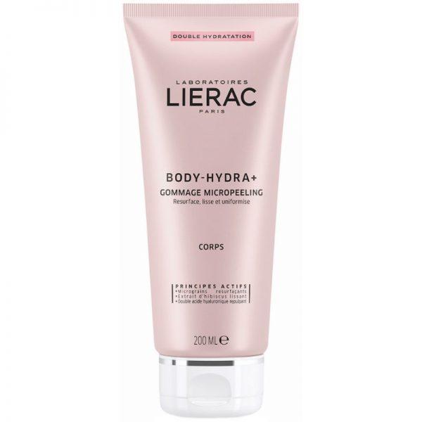 Lierac Body-Hydra+ Esfoliação Micropeeling Dupla Hidratação 200ml
