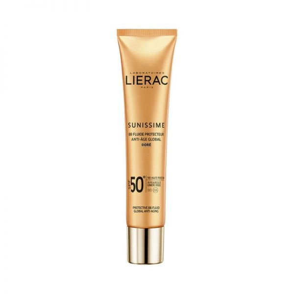 Lierac Sunissime Fluído BB Protetor Dourado SPF 50+ 40ml