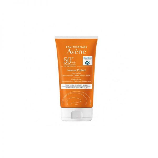 Avene Solar Intense SPF50+ Fluido s/ Perfume 150Ml