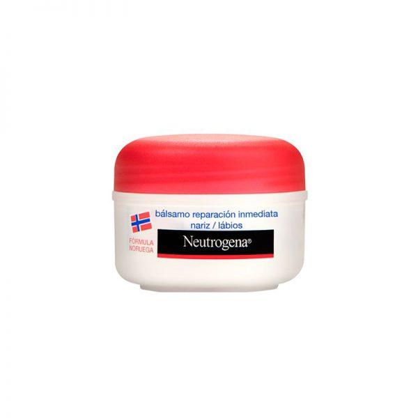 Neutrogena Bálsamo Reparação Imediata Nariz e Lábios 15 ml