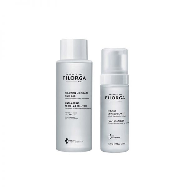 Filorga Mousse Desmaquilhante 150ml + Solution Micellaire 400ml