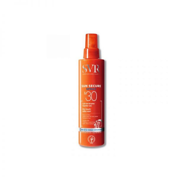 SVR Sun Secure Spray SPF30 200ml