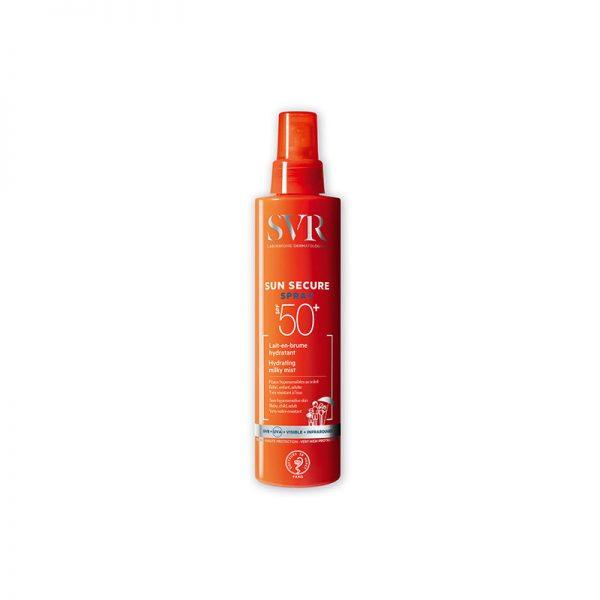 SVR Sun Secure Spray Spf50+ 200ml