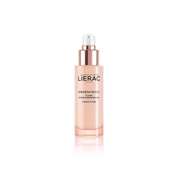 O Arkéskin Fluido Nutri-Redensificante corrige os sinais de menopausa na pele, incluindo secura e perda de densidade e firmeza.